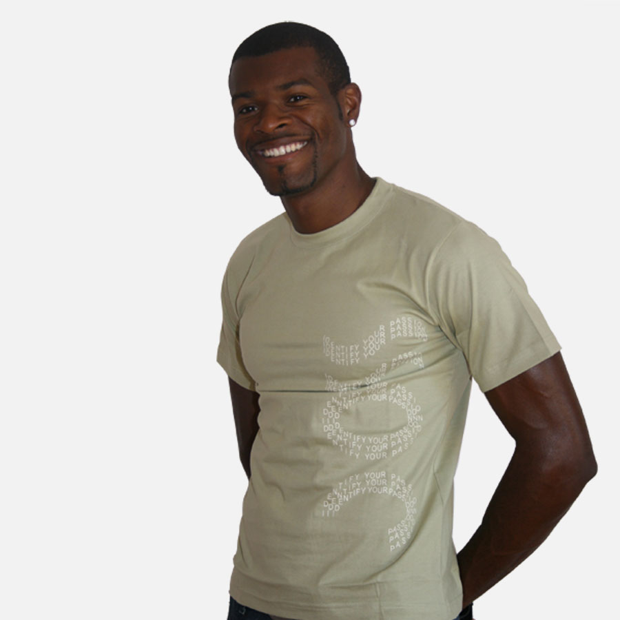 Green Khaki T-shirt