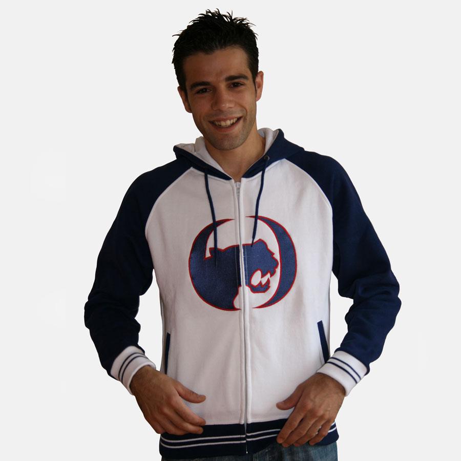 Kapuzensweater mit Zip