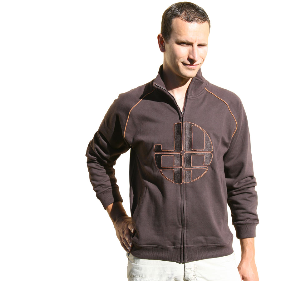 Zip Sweatshirt-JOSS