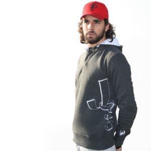 Kapuzen-Sweatshirt-JOSS