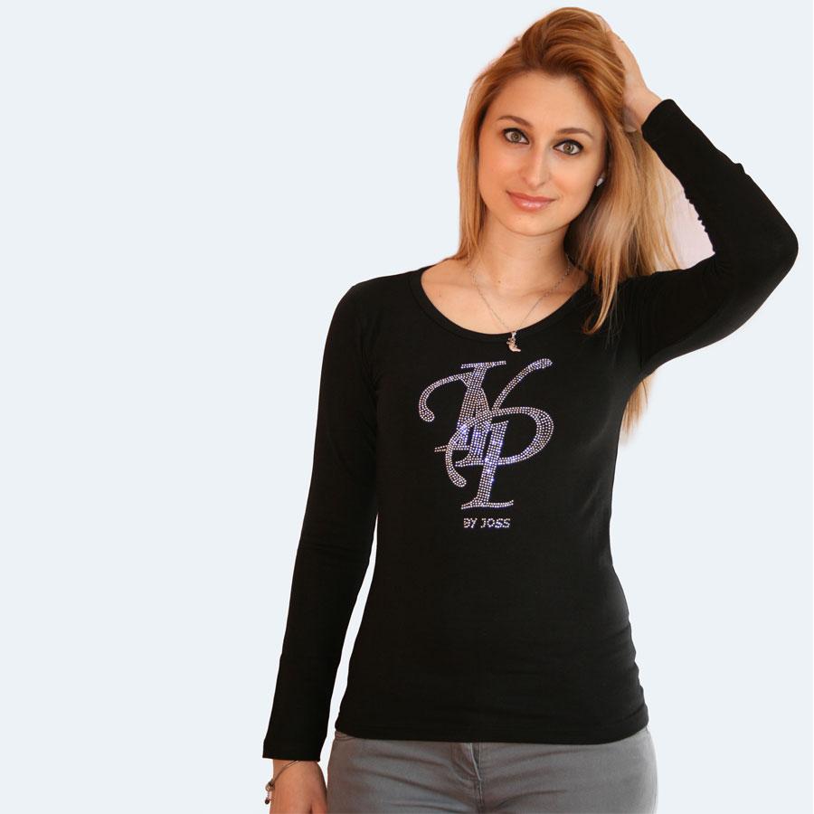 Langärmeliges T Shirt